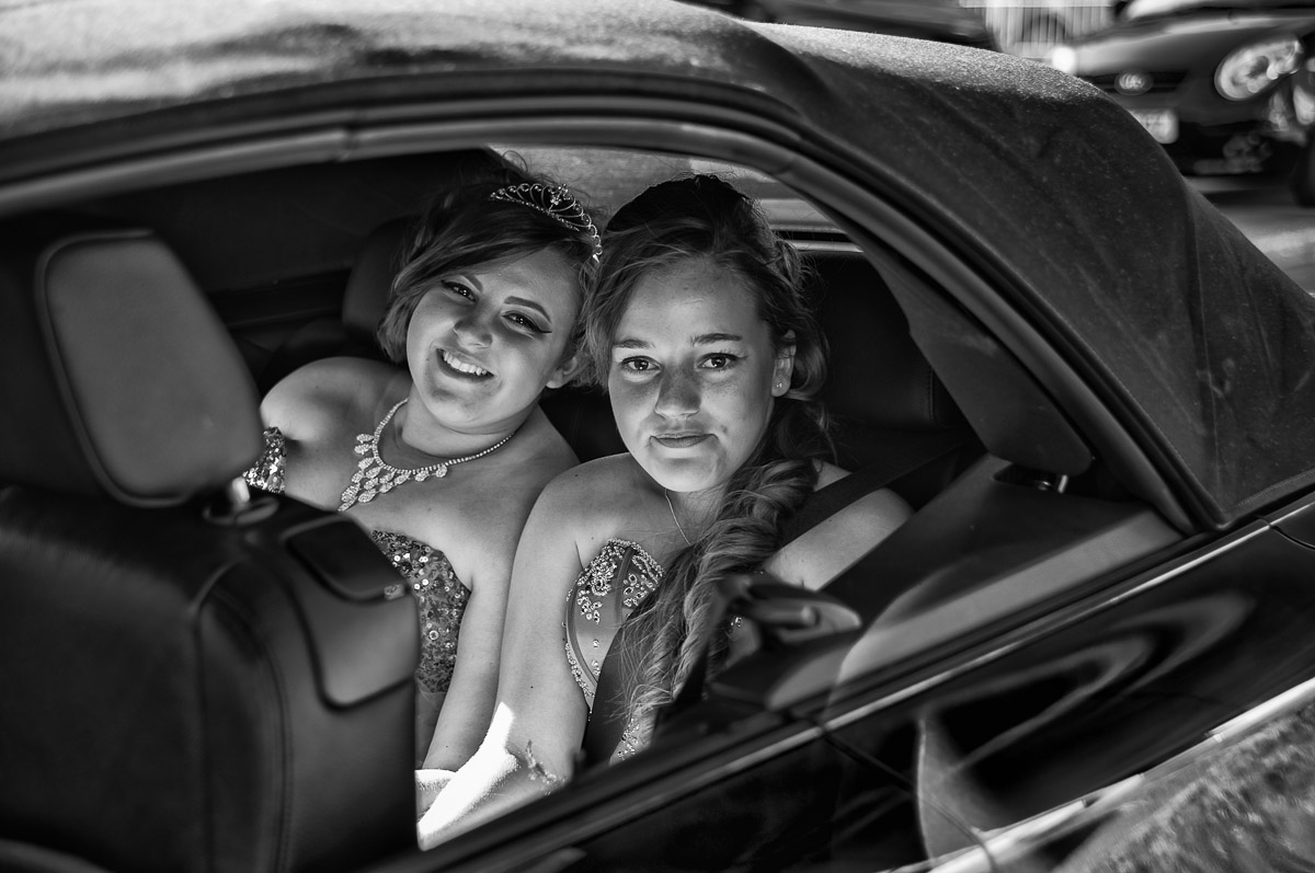 School Prom Photography - Libby & Shannon