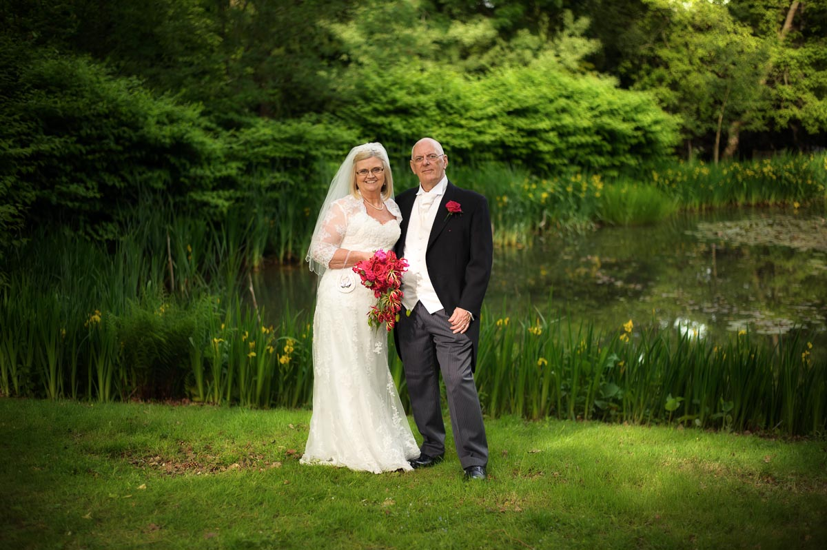 Tylney Hall Hotel Wedding - Ann & Stewart