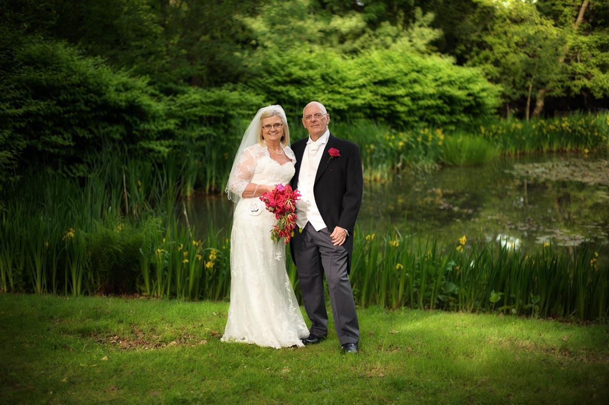 Tylney Hall Hotel Wedding - Ann & Stewart