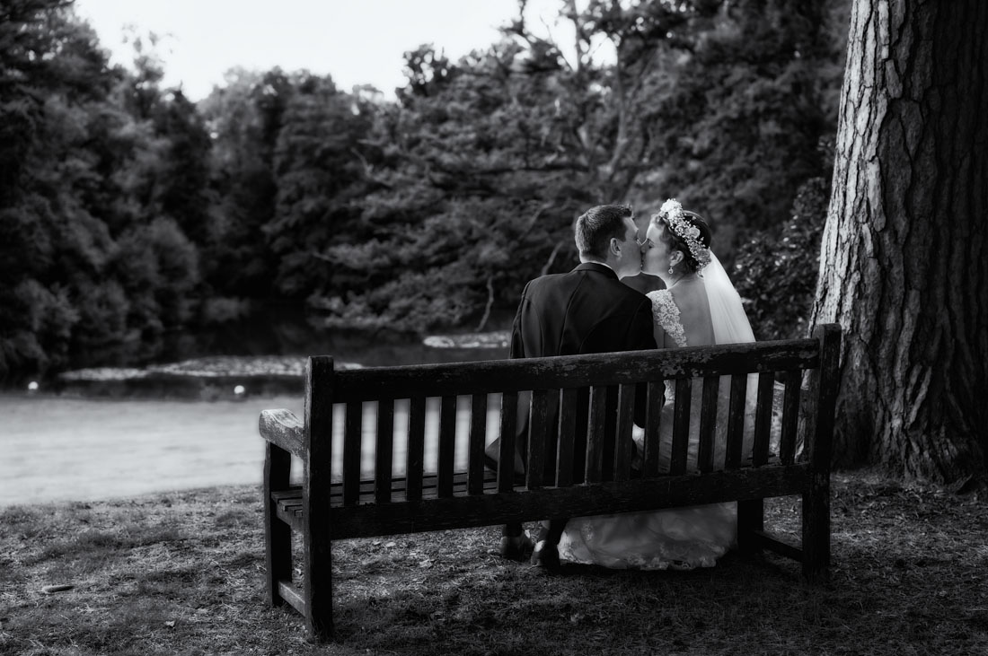 Tylney Hall Wedding - Sara & Mark Sep 2015