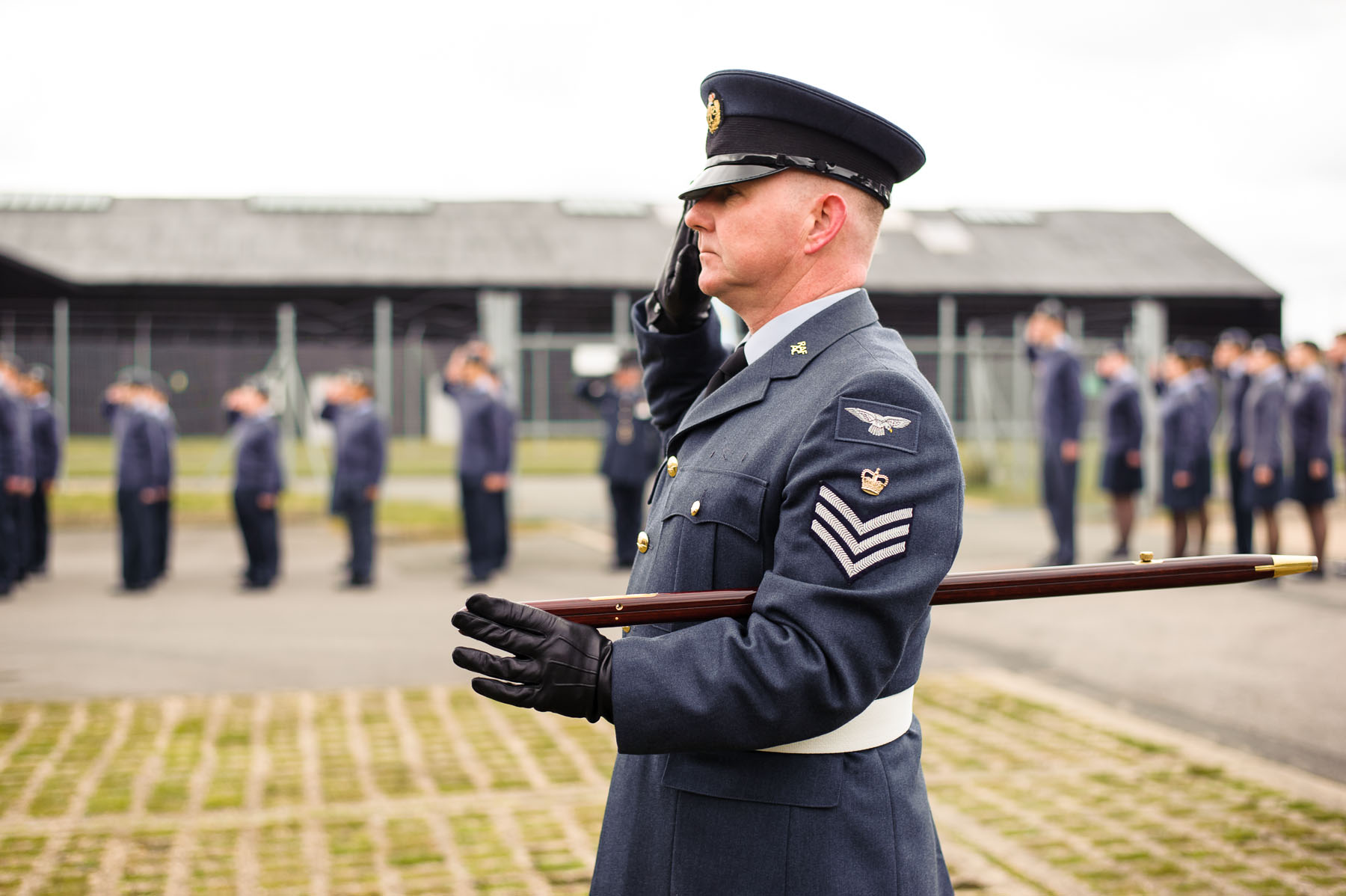 RAF 100 Parade in Farnborough (FAST Museum)