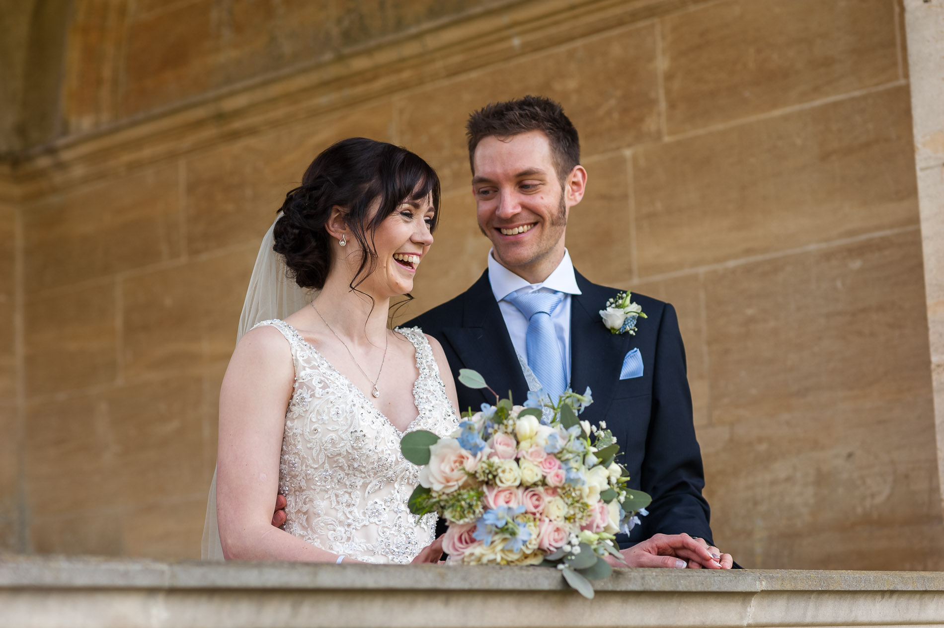 Max & Pip Tylney Hall Wedding April 2018